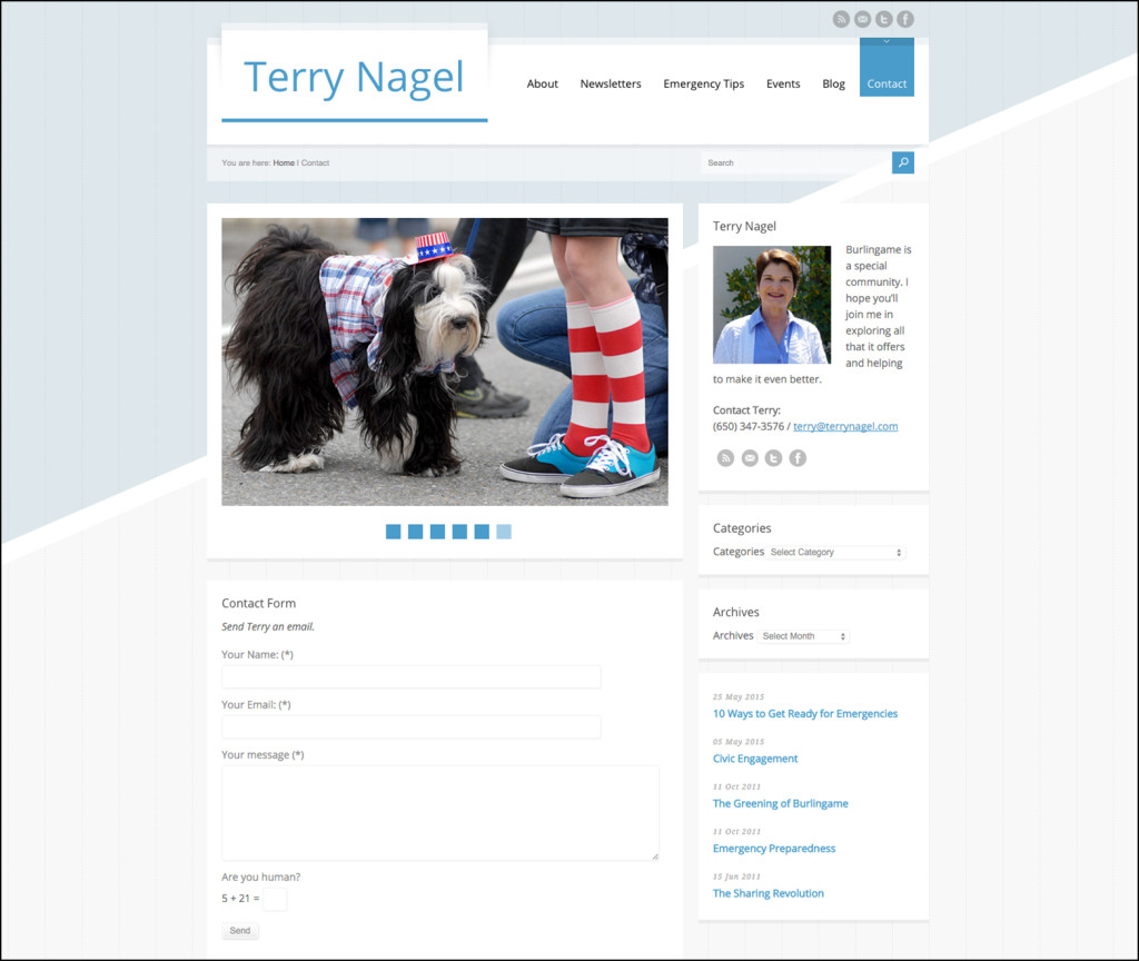 The Honorable Terry Nagel